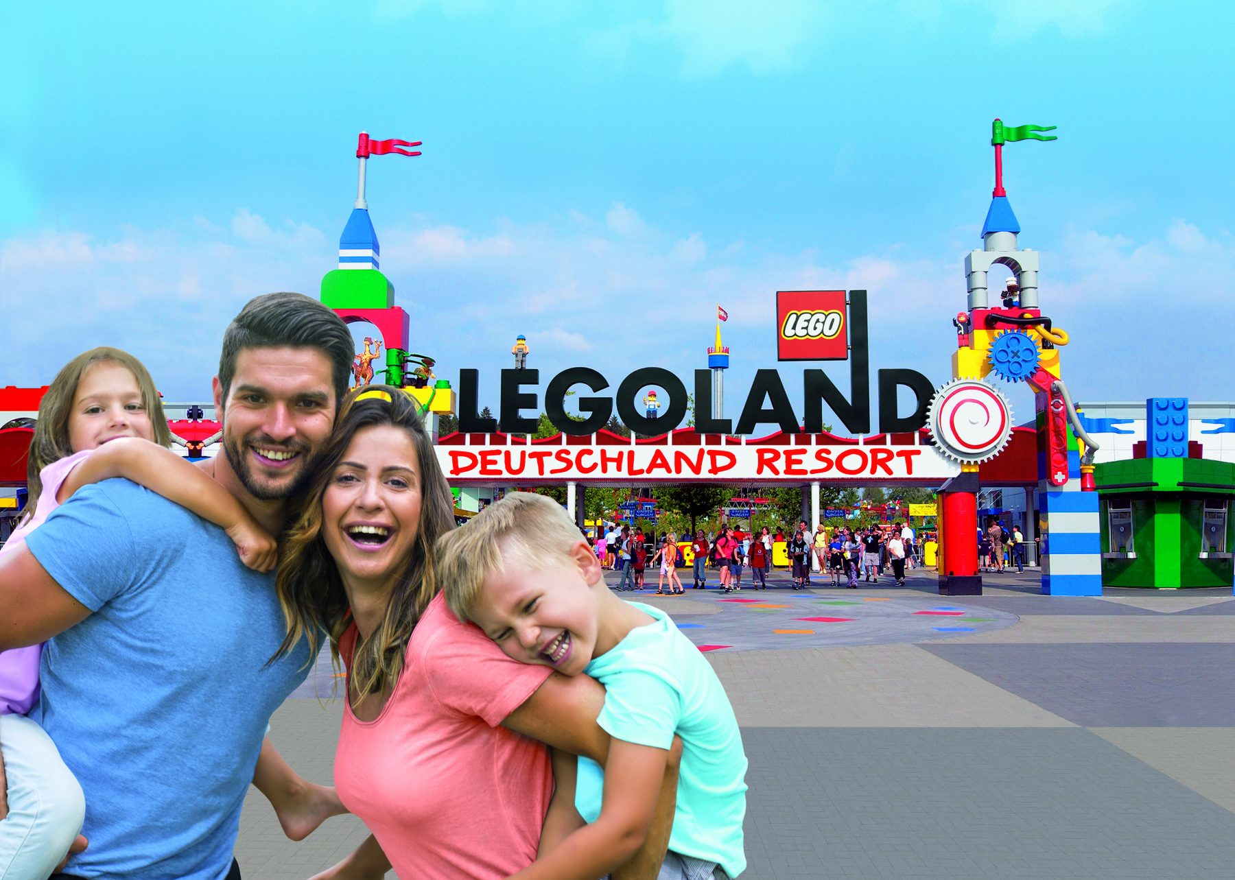 Portal(c)Legoland Deutschland Resort
